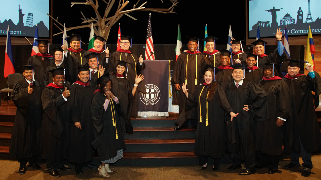 Graduation 2019 - Grace School of Theology in The Woodlands, TX