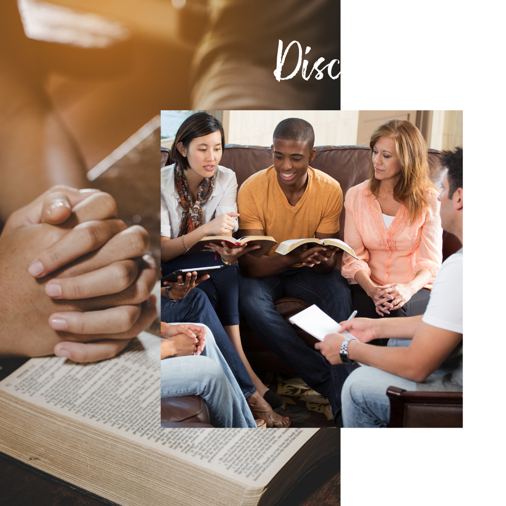 Discipleship - Grace School of Theology in The Woodlands, TX